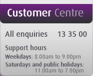 Customer Centre